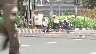 В Индонезии совершён массовый теракт. Есть погибшие.