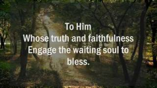 Sweet Hour of Prayer_Hymnal_MV