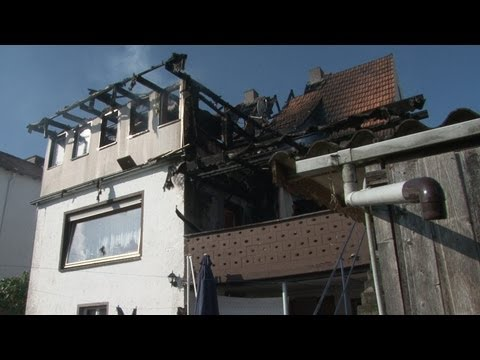 Defekter Fernseher löst Wohnungsbrand aus - 150.000 Sachschaden 16.09.2012