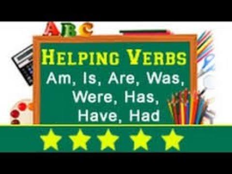 Helping verbs by Madhvi in Edutainment