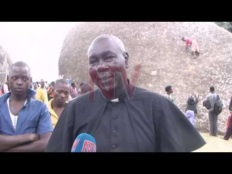 Christians honour the Uganda martyrs in Katoosa