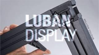 Luban Display #2 - Self-Setup Modular Exhibition Booth System