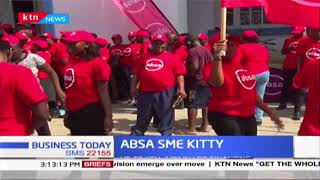 ABSA bank Kenya launches \'wezesha biashara\' to support medium and small enterprises in the country