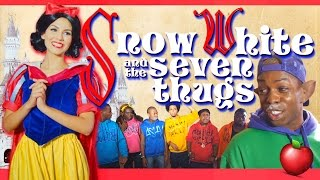 Snow White And The Seven Thugs By Todrick Hall