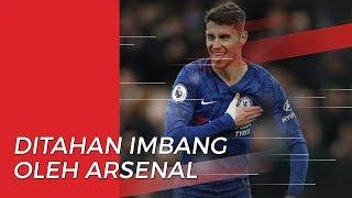 Ditahan Imbang oleh Arsenal, Jorginho Buka Suara