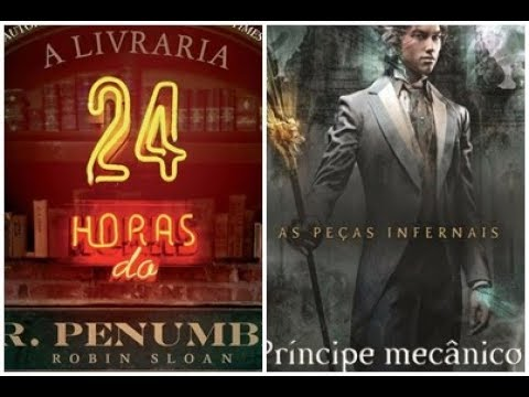 POISON ABOUT - A Livraria 24hs do Mr. Penumbra