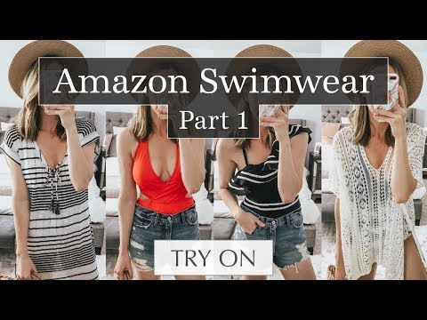 Amazon Swimsuit Try On & Review | Lee Benjamin