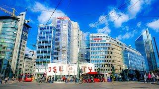 A Walk Around The City Centre, Oslo, Norway