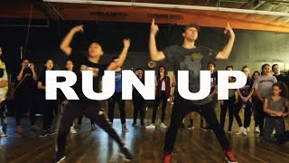 RUN UP - Major Lazer ft Nicki Minaj Dance | @MattSteffanina Choreography
