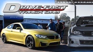 DRIVE FAST III - Autódromo de El Pinar (26/05/2018) [1080p60]