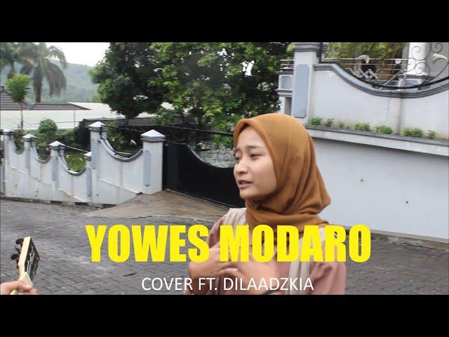 YOWES MODARO - AFTERSHINE | COVER FT  DILAADZKIA