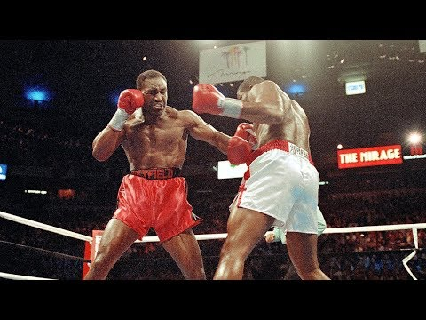 "Holyfield vs Bowe Round 10 ""LEGENDARY NIGHT"" HD"