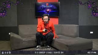TI 9 Group Stage | Series B4 | OG VS Ninjas in Pyjamas | Game 1