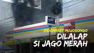 Minimarket di Mojosongo, Solo Kebakaran, Diduga dari Korsleting