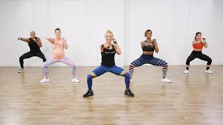 30-Minute At-Home Cardio Boxing and Kickboxing Workout