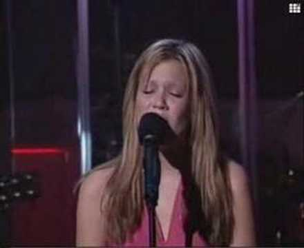 Mandy Moore - Cry (live On Shoutback)