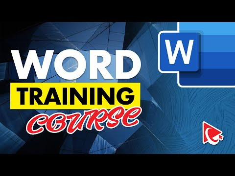 Microsoft Word Complete Training Course - YouTube