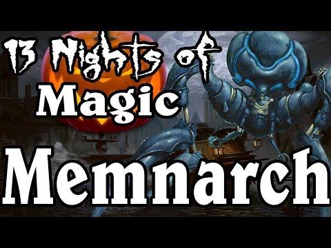 MTG Lore: Memnarch