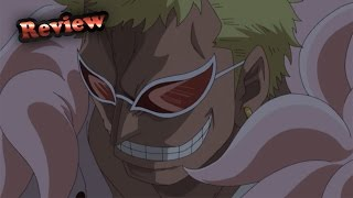One Piece Episode 689 ワンピース Anime Review - Law's Past