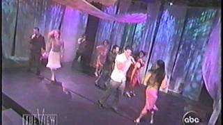 98 Degrees on The View *Una Noche*