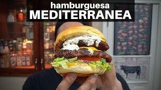 Homemade Lamb Burger | La Capital