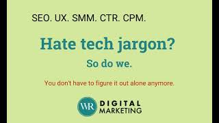 WR Digital Marketing - Video - 1
