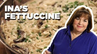 Barefoot Contessa Makes Fettuccine With White Truffle Butter   Food Network