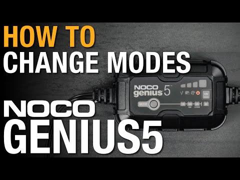 NoCo Genius 5 Cargador / Mantenedor Batería 5 Amp