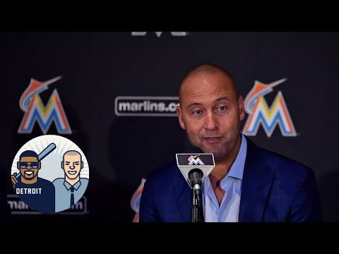 Jalen says Yankees should retire Jeter's number again after Stanton trade | Jalen and Jacoby | ESPN