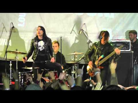 Louna - 2 - Время X. Live at Re$publica 2013