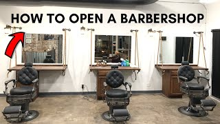How To Open A Barbershop And Pick The Right Location