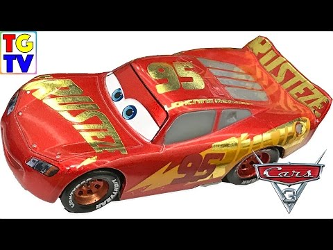New Lightning McQueen from Cars 3 Movie
