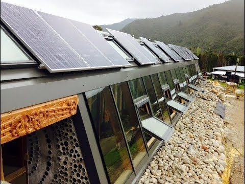 Healthy Homes - Te Timatanga Earthship New Zealand