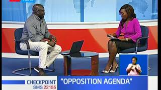 Opposition Agenda: Ekuru Aukot gives his thoughts on the cabinet nominees
