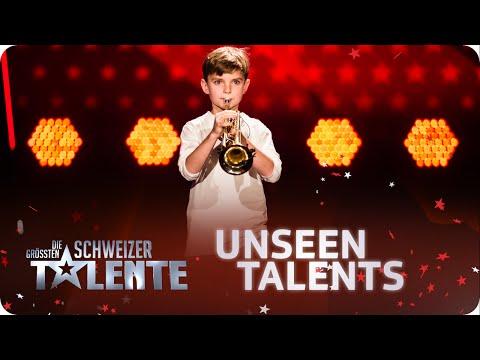 Nils Valentin Lövold musiziert mit der Trompete – Unseen Talents – #srfdgst