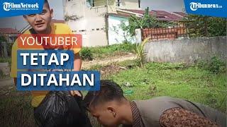 Diakui Hanya Setingan, Polisi Menahan YouTuber Prank Daging Berisi Sampah, Terancam 10 Tahun Penjara