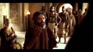 Иисус исцелил человека, слепого от рождения