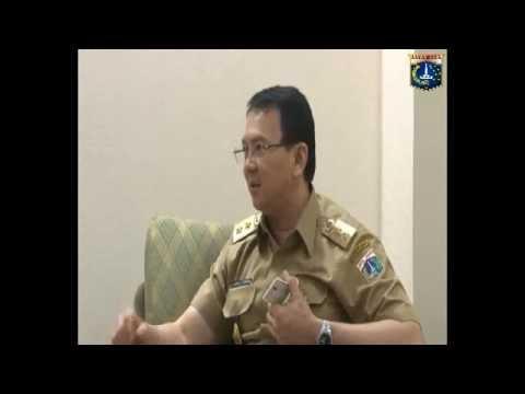 14 Okt 2014 Wagub Basuki T. Purnama Menerima Dirut BPJS Ketenagakerjaan