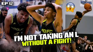 """""""I Told You, DON'T SLEEP ON ME!"""" Jalen Green CALLS OUT His Team! Prolific Prep Has EPIC Dance Off 🔥"""