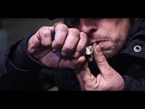 Stoke-On-Dust, a documentary about the rampant use of a new synthetic drug called 'monkey dust' in the British town of Stoke (2019)