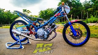 Drag Jupiter Mx 200cc 123vid