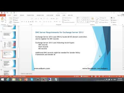 01-Microsoft Exchange Server 2013 (Overview) By Eng-Mahmoud ...