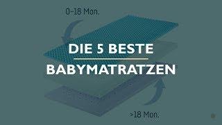 Die 5 Beste Babymatratzen Test 2021