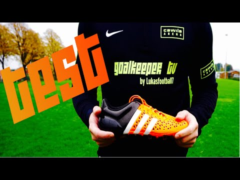 Adidas ACE FG/AG 15.1 | Test & Review for Goalkeeper