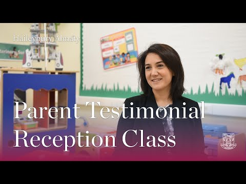 Parent Testimonial | Reception Class