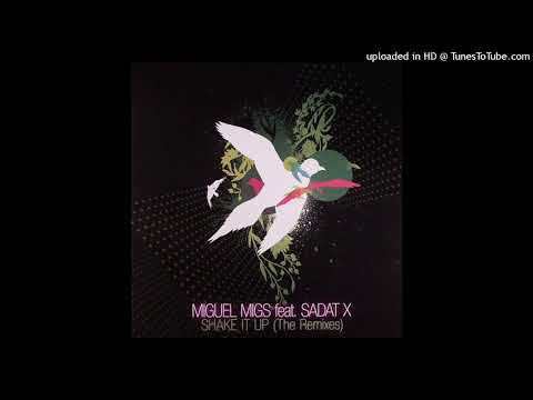Miguel Migs Feat. Sadat X | Shake It Up (Miguel Migs Salted Dub Deluxe)