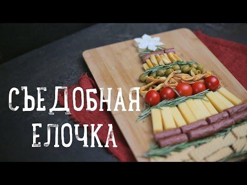 Мясная и сырная нарезки [Рецепты Bon Appetit] - Секреты кулинаров