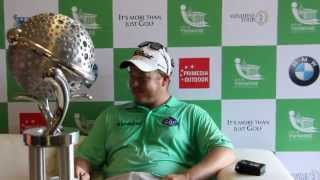 Press conference with George Coetzee