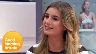 Why Does Dani Dyer Not Drink Tap Water? | Good Morning Britain
