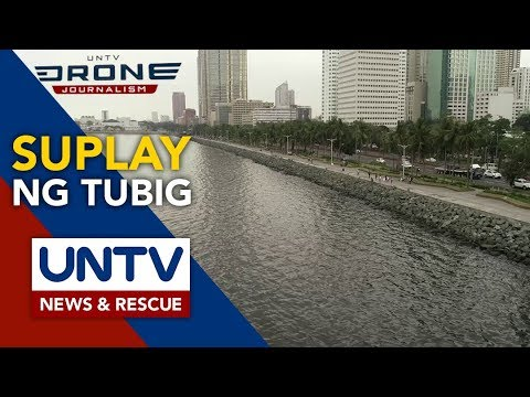 [UNTV]  Tataas ang singil sa tubig, kapag tubig sa Manila Bay ang gagamiting source – Maynilad